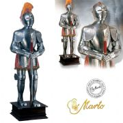 Carlos V Suit of Armour by Marto of Toledo Spain - Full Size